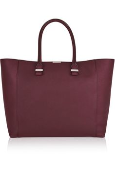 Victoria Beckham | Liberty leather tote | NET-A-PORTER.COM