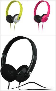 Skull Candy Over-Ear Headphones: Great affordable tech gift for college students