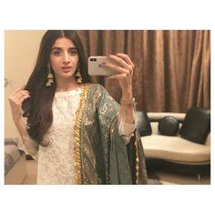 Mawra Hussain Walima Dress, Pakistani Formal Dresses, Anarkali Dress, Pakistani Outfits, Indian Dresses, Casual Indian Fashion, Asian Fashion, Stylish Dresses For Girls, Girls Dresses