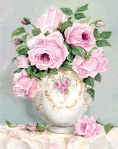 Gail Mccormack  - Late Summer Roses