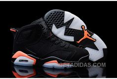 "best sneakers 03329 cc589 2017 Mens Air Jordan 6 Retro ""Black Infrared23″ For Sale Christmas Deals  MpBjWRA, Price   92.00 - Adidas Shoes,Adidas Nmd,Superstar,Originals"