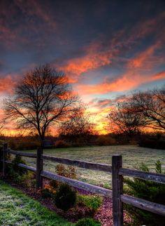 Hocking Hills Ohio por Jim Crotty