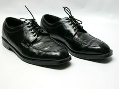 590d6d78f9a Florsheim Men s Comfortech Oxfords Black leather Dress shoes SIZE 11 .5D   Florsheim  Oxfords  WorkBusiness