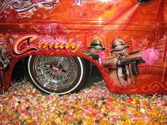 she's like candy lowrider truck