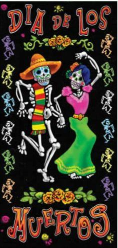 El Dia de los Muertos es considerado la tradicion mas representativa de la cultura mexicana. Se lleva a cabo en dos dias el 1 de Noviembre dedicada a las almas de los niños y e 2 de Noviembre a la de los adultos.