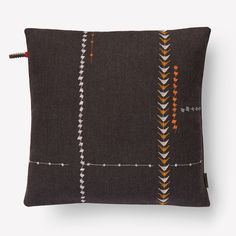 Borders Pillow by Hella Jongerius