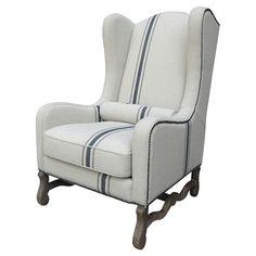 Flannery Arm Chair at Joss & Main