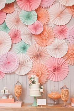 80 party wall decor ideas party