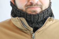 Sailor's Rib Cowl Balls to the Walls Knits, A collection of free one- and two- skein knitting patterns