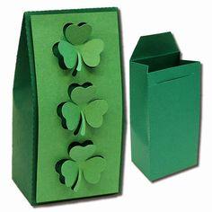 Pop-Up Favor Boxes
