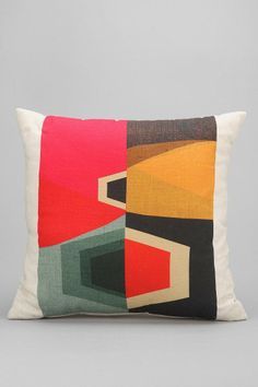 Inaluxe Atlas Pillow #urbanoutfitters