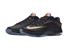 KD VII ELITE by Nike. Nike ZOOM function to add thrust at the time would make the leap. Fly Wire for more wrap and protect feet. http://www.zocko.com/z/JJrrY