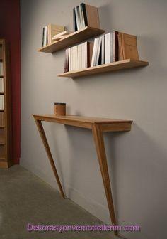 Sade Dresuar Örneği - Ev Dekorasyonu ve Yeni Modeller