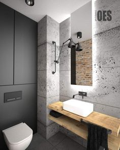 The very first thing you ought to do when renovating your bathroom is to set up a plan and a budget. Most significantly, have a plan prior to beginning, and you'll soon have the bathroom you want at a low… Continue Reading → Toilet Design, Bath Design, Bad Inspiration, Bathroom Inspiration, Bathroom Inspo, Bathroom Ideas, Large Bathrooms, Small Bathroom, Bathroom Black