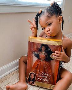 Cute Black Babies, Beautiful Black Babies, Brown Babies, Cute Baby Girl, Black Kids, Beautiful Children, Cute Babies, Black Baby Girls, Black Girl Aesthetic