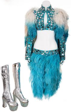 Cher Vintage Stage-Worn Ringling Bros. Circus Costume