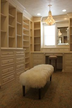 Closet ... not too big, but not too small !!!