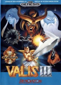 Valis III, Sega Genesis