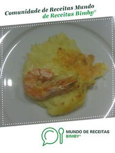 Bacalhau da Kuka de APBCVB. Receita Bimby<sup>®</sup> na categoria Pratos principais Peixe do www.mundodereceitasbimby.com.pt, A Comunidade de Receitas Bimby<sup>®</sup>.