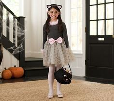 kitty tutu costume