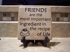 """Love & Friendship Quotes status facebook """"Friendship is a strong and habitual..."""