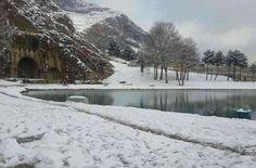 Winter in Kermanshah- Iran