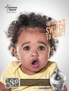 Tommee Tippee: Simply Intuitive, 3   Ads of the World™