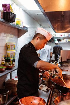 The chef Qilong Zhao, is from Chengdu, the capital of Sichuan in southwest China, and cooked at Szechuan Gourmet in Flushing, Queens. (Photo: An Rong Xu for The New York Times) East Village Restaurants, Amanda Cohen, Flushing Queens, Marco Pierre White, Chengdu, Food Reviews, Restaurant Recipes, Ny Times, Asian Recipes