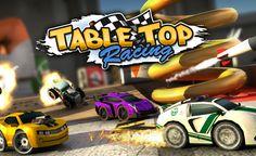 Table Top Racing para iPhone, iPad y iPad Mini – App del Día de iPadizate