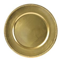 13L x 3/4H Lacquer Round Gold Beaded Charger/Case Of 24  Lacquer Round, Glass Charger, Lacquer Round, Lacquer Glass Charger,Round Glass Charger,Lacquer Round Dinnerware,Lacquer Round Glass Charger, https://www.ktsupply.com/products/32814352923/13L-x-34H-Lacquer-Round-Gold-Beaded-ChargerCase-Of-24.html
