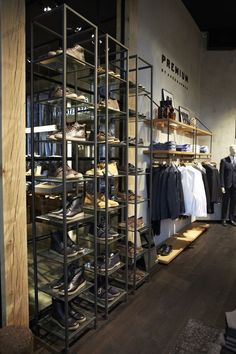 Jack & Jones store by Riis Retail, Kolding   Denmark | Menswear Retail Design: