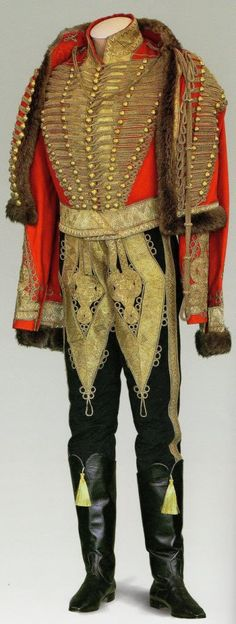Cornet Robert Doyne, or Queens Historical Costume, Historical Clothing, Military Dresses, Military Uniforms, Masquerade Costumes, Uniform Dress, Imperial Russia, Russian Fashion, Moda Fashion