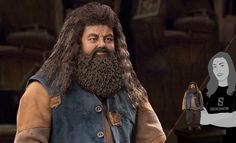 Sideshow and Star Ace present theHagrid Sixth Scale Figure! This sixth scale figure features the likeness of actor Robbie Coltrane from the films. The loyal Hagrid features an additional Fang collectible figure as well as a variety of accessori Harry Potter Tag, Hero Run, Robbie Coltrane, Peter Davison, Rubeus Hagrid, Saitama One Punch, Danger Girl, New Helmet, Doctor Who Art