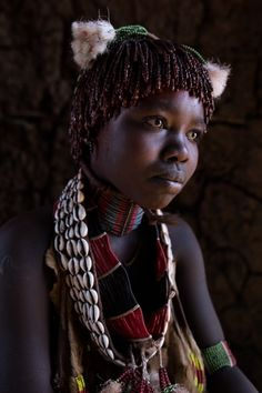 ethiopia omo valley photography of tribe people. Black and white photography. Portrait photography of people from ethiopia African Tribes, African Women, We Are The World, People Around The World, People Photography, Color Photography, Beautiful Children, Beautiful People, Africa People