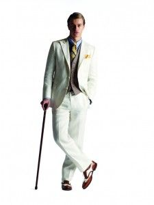 The Great Gatsby & Brooks Brothers