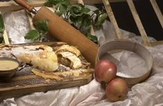 Apple strudel | Italian Recipes | Italian recipes - Italian food culture - Academia Barilla