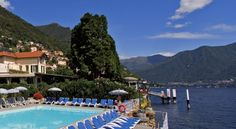 Set in Moltrasio on the shores of Lake Como, Grand Hotel Imperiale Resort & SPA is an Art Nouveau villa from the Beautiful Hotels, Lake Como, Grand Hotel, Resort Spa, Summer 2016, Road Trip, Villa, Italy, Outdoor Decor