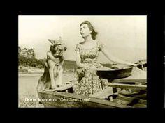 Dóris Monteiro - Canção da volta - YouTube