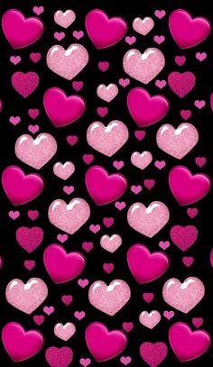Heart Wallpaper, Trendy Wallpaper, Love Wallpaper, Pattern Wallpaper, Wallpaper Quotes, Wallpaper Iphone Disney, Wallpaper For Your Phone, Cellphone Wallpaper, Heart Background