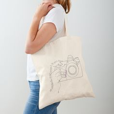 """Detox: My celebrity is not consent for your photos"" Tote Bag by caro17002 