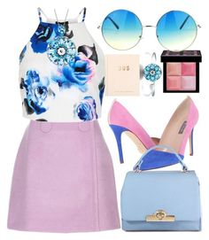 """""""Darn Cute"""" by egordon2 ❤ liked on Polyvore featuring Givenchy, STELLA McCARTNEY, New Look, SJP and kikki.K"""
