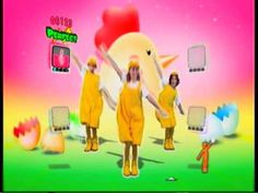 ▶ Just Dance Kids The Chicken Dance - YouTube