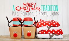 A Happy Christmas Tradition {Christmas Tradition Series} - The Crafting Chicks