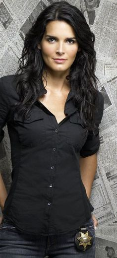 Image result for Angie Harmon very Young