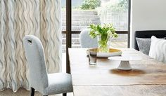 James Hare -  Corolla Fabric Collection