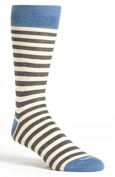 Etiquette Clothiers Stripe Socks available at #Nordstrom