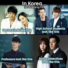 Only in K-dramas xD