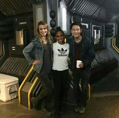 #the100#Season 5 ^ omg is this real???
