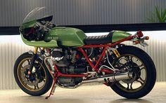 Ritmo Sereno Moto Guzzi LeMans III Cafe Racer