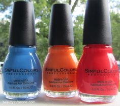 SinfulColors goes Full Throttle!
